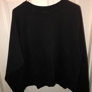 Black Nike Crew Neck with Nike Impression!!